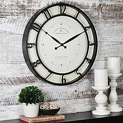 FirsTime & Co. Kensington Wall Clock