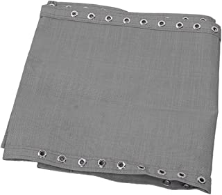 Fityle Replacement Fabric Cloth for Zero Gravity Chair,Patio Lounge Couch Recliners 63x17inch - Grey