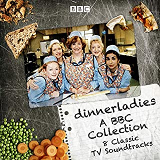Dinnerladies: A BBC Collection     8 Classic TV Soundtracks              By:                                                                                                                                 Victoria Wood                               Narrated by:                                                                                                                                 full cast,                                                                                        Victoria Wood                      Length: 3 hrs and 51 mins     10 ratings     Overall 4.9