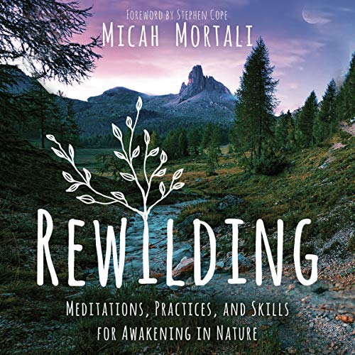 Rewilding cover art