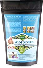 Pampered Chicken Mama Backyard Chicken Nesting Herbs - Scent of Spring All-Natural Backyard Chicken Feed Supplies to Keep Chicken Bedding Smelling Fresh - Nesting Box Blend for Hens