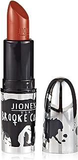 Brooke Candy Matte Lipstick, 25 Coffee Brown by Jioney