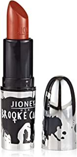 Brooke Candy Matte Lipstick, 25 Coffee Brown by Jioney