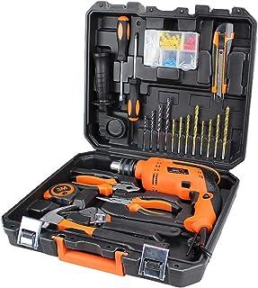 Amazon.es: caja de herramientas con taladro