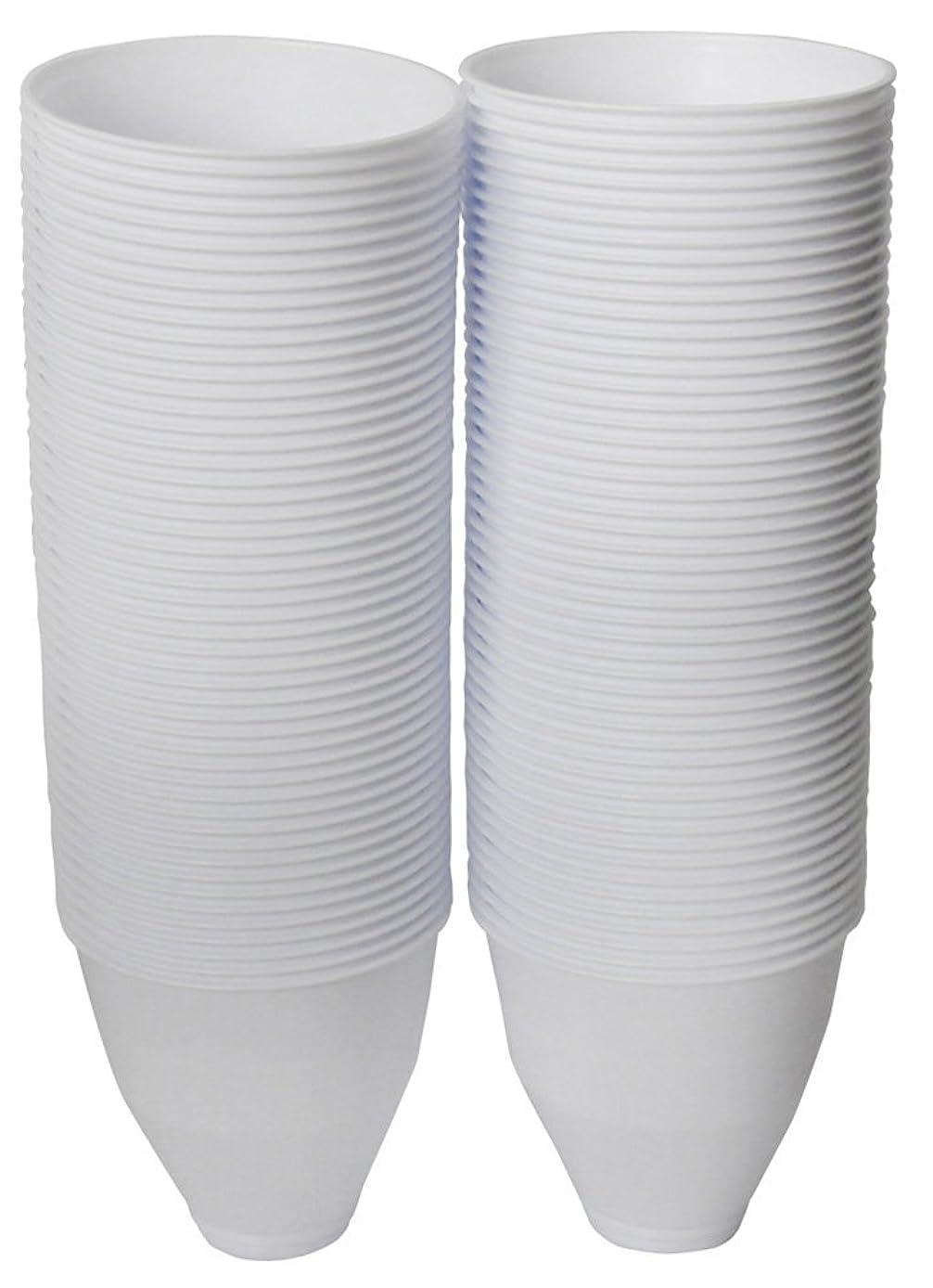 共産主義者輝度練習した業務用 インサートカップ 210ml F型 100個入 (カップホルダー 別売り)
