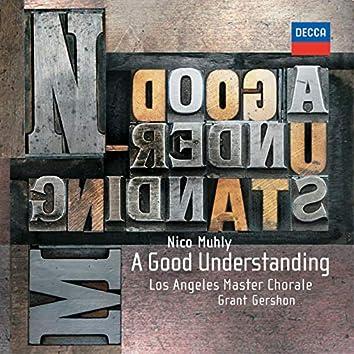 Nico Muhly: A Good Understanding (Bonus)