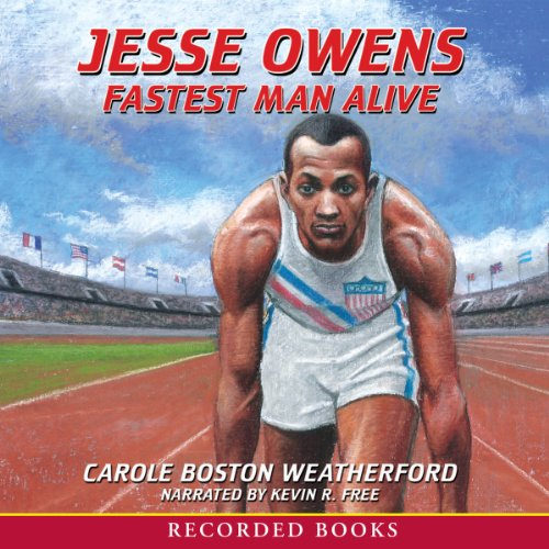 Jesse Owens audiobook cover art