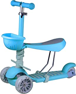 Amazon.es: patinete sentado ruedas