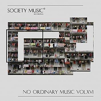 No Ordinary Music Vol.XVI