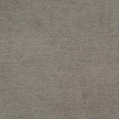 Kenay Home-Solum Cabecero Tapizado para Cama de 150: 160x120cm (AnchoxAlto) Nido Gris Claro 2 Incluye Anclajes