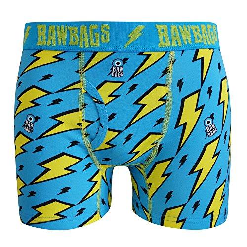 Bawbags Blitz-Männer Boxershorts Boxer Briefs Pants - Sml / 26-29