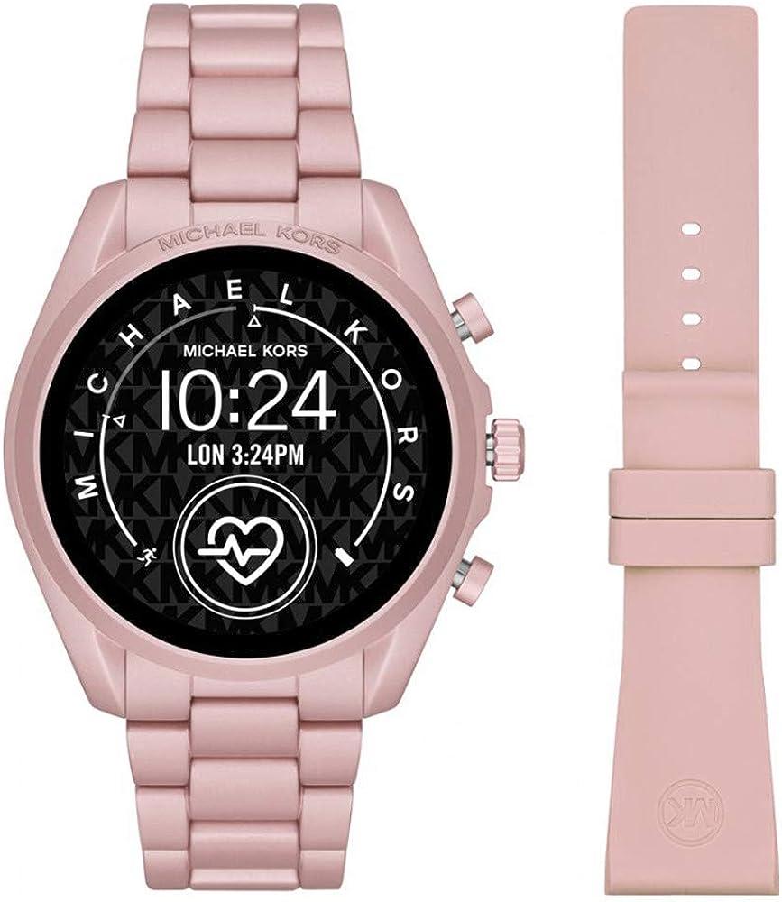 Michael kors bradshaw smartwatch automatico activity tracker, MKT5098