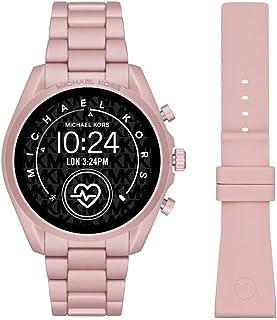 Michael Kors Gen 5 Bradshaw Women's Multicolor Dial Aluminium Digital Smartwatch - MKT5098