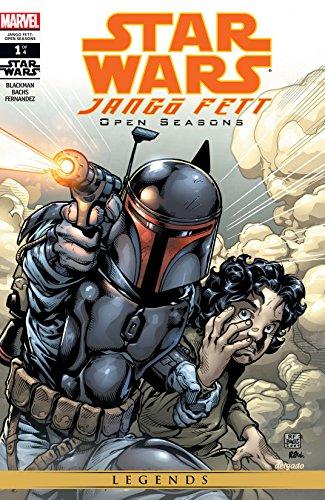 Star Wars: Jango Fett – Open Seasons (2002) #1 (of 4) Kindle Edition