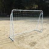 サッカーゴールセット[213×75x150cm]サッカー/フットサル/サッカーボール/子供用/ジュニア用/Jr用/おもちゃ/オモチャ