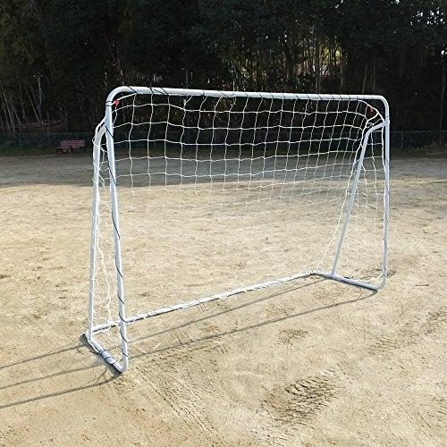 サッカーゴールセット[213×75x150cm]サッカー/フットサル/サッカーボール/子供用/ジュニア用/Jr用/おもちゃ/オモチャ emuwai