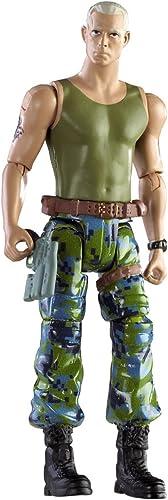 Avatar RDA Colonel Quatrich Action Figure by Mattel