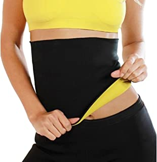 Shymay Women's Neoprene Shapers Hot Thermo Sweat Slimming Belt Waist Cincher Girdle