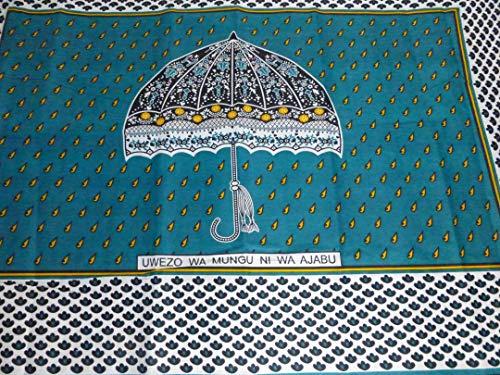 Afrikaanse Kanga Stoffen 0018 Kanga Stoffen Kanga Sarong/Strandkleding/Baby Carrier/Cotton Stoffen/Khanga Lesso/Traditionele Afrikaanse Kanga/Perfect voor het maken van jurken en ambachtelijk maken