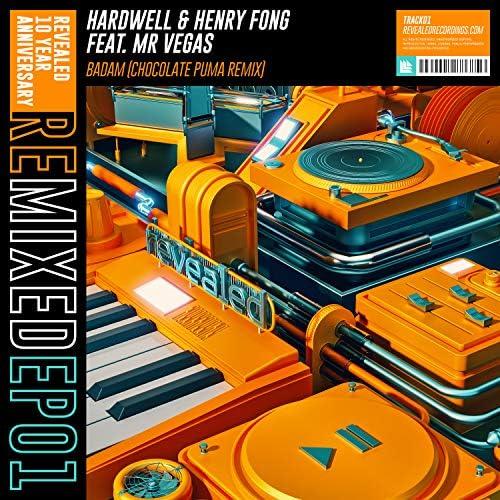 Hardwell & Henry Fong feat. Mr. Vegas