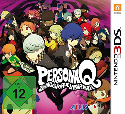 Persona Q – Shadow Of The Labyrinth