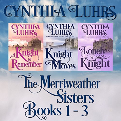Merriweather Sisters Medieval Time Travel Romance Boxed Set Books 1-3     Merriweather Sisters Time Travel Romance, Book 4              Written by:                                                                                                                                 Cynthia Luhrs                               Narrated by:                                                                                                                                 Kristina Blackstone                      Length: 18 hrs and 16 mins     1 rating     Overall 5.0