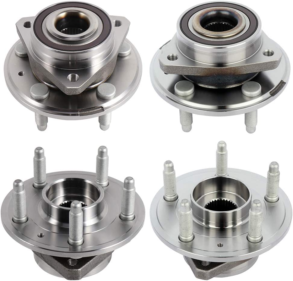 512399 Rear Wheel Bearing and Ranking TOP11 For 2010-2015 Chevrol Assembly Dealing full price reduction Hub