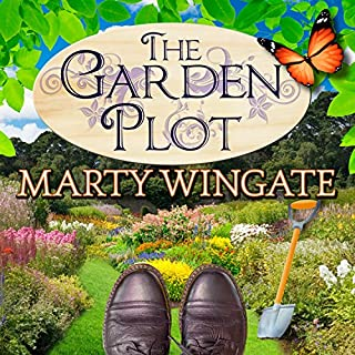 The Garden Plot audiobook cover art