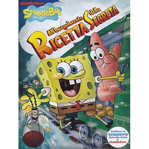 Spongebob - All'Inseguimento Della Ricetta Segreta