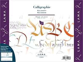 Hahnemuhle Calligraphie Mixed Media Sketch Pad - 250 GSM - 24 * 32 (cm)