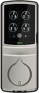 Lockly Bluetooth Keyless Entry Smart Door Lock (PGD728F SN) Patented Keypad Deadbolt Lock..