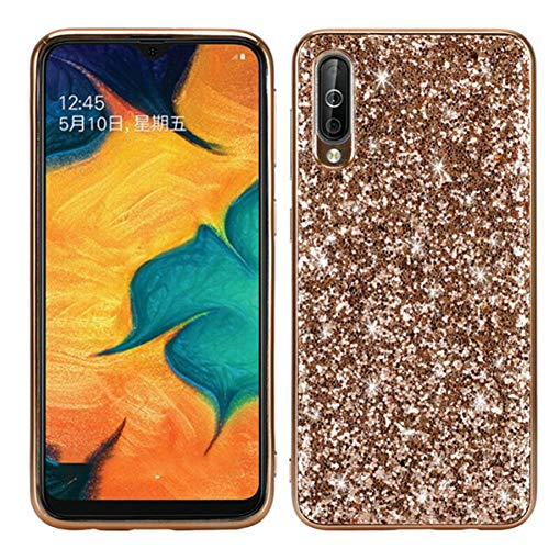 EOXO Samsung Galaxy S10 Hülle Bling Glitter Telefon Fall Deckung Kompatibel Mit Samsung Galaxy S10 Plus S10 5G A70 A50 A60 A30 A7 A9 A6 J6 J8 2018 M10 M20