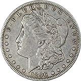 1896 O $1 Morgan Silver Dollar US Coin XF EF Extremely Fine