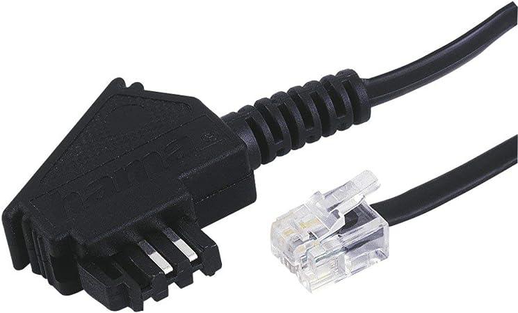 Hama Telephone Cable Elektronik
