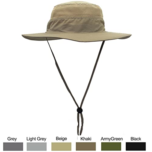 21424fa959f Womens Safari Hat  Amazon.com