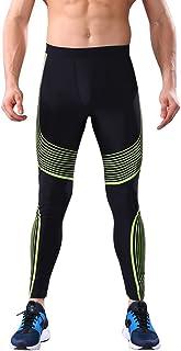 33e4ccaeaeb Fyou Man Fashion Workout Leggings Fitness Sports Gym Running Yoga Athletic  Pants