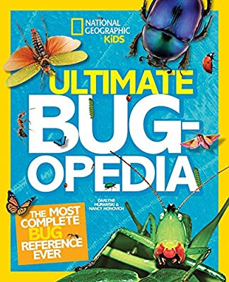 Ultimate Bug-opedia. If they like bugs, they need this book.
