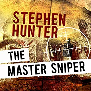 The Master Sniper                   By:                                                                                                                                 Stephen Hunter                               Narrated by:                                                                                                                                 Christopher Lane                      Length: 10 hrs and 59 mins     132 ratings     Overall 4.0