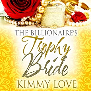 The Billionaire's Trophy Bride audiobook cover art