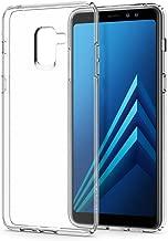 Spigen Liquid Crystal Designed for Samsung Galaxy A8 Plus Case (2018) - Crystal Clear