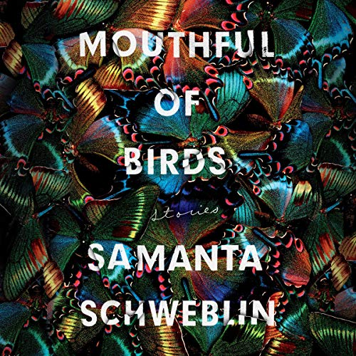 Mouthful of Birds audiobook cover art