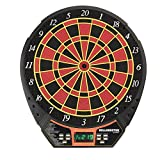 Bullshooter by Arachnid Voyager Electronic Dartboard with LCD Display and 29 Games and 90 Variations