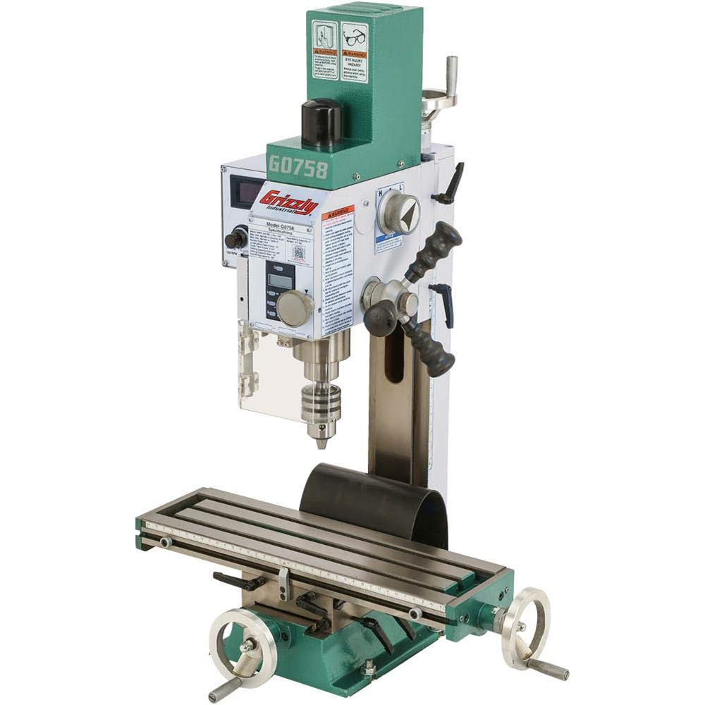 Grizzly Industrial G0758 Mill Drill