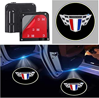 For Camaro Car Door Logo Lights Projector Courtesy Ghost Shadow Lamp Suitable fit Camaro All Models Cars (forCamero)
