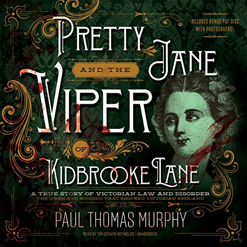 Pretty Jane and the Viper of Kidbrooke Lane audiobook cover art