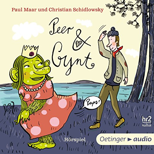 Peer & Gynt audiobook cover art