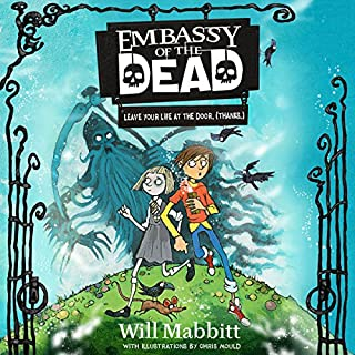 Embassy of the Dead cover art