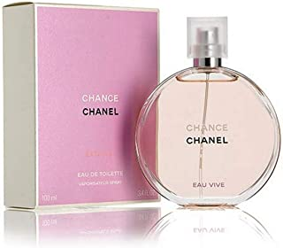Chanel Chance Eau Vive for Women Eau de Toilette 100ml