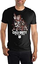Call of Duty Black Ops 4 shirt Men's Character Poster Graphic T-Shirt