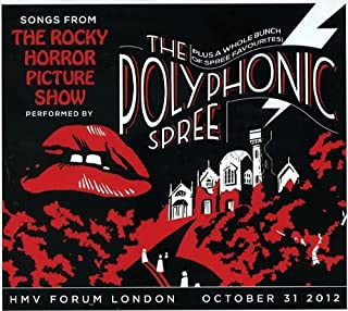 Songs From the Rocky Horror Picture Show by Polyphonic Spree